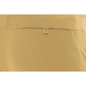 Mammut Hiking - Pantalones Mujer - regular beige